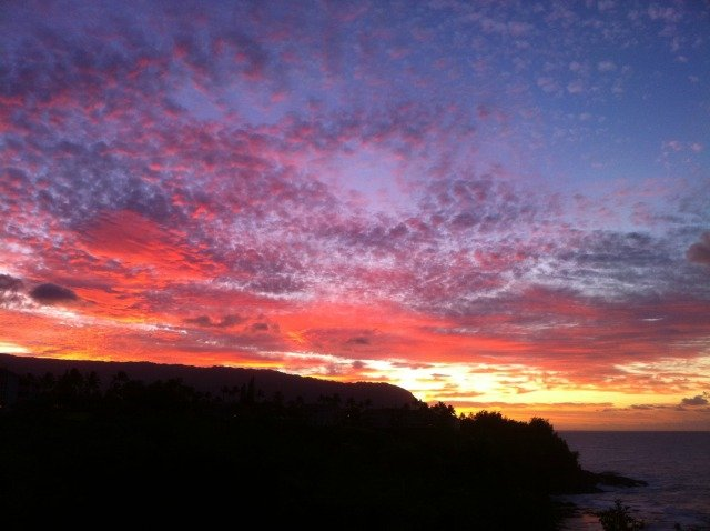 Princeville Sunset