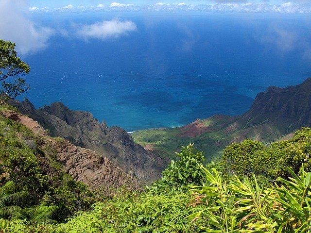Kalalau Valley from Koke'e