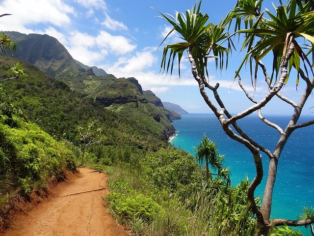 Who's Ready To Walk The Kalalau Trail Along The Spectacular NaPali Coast?