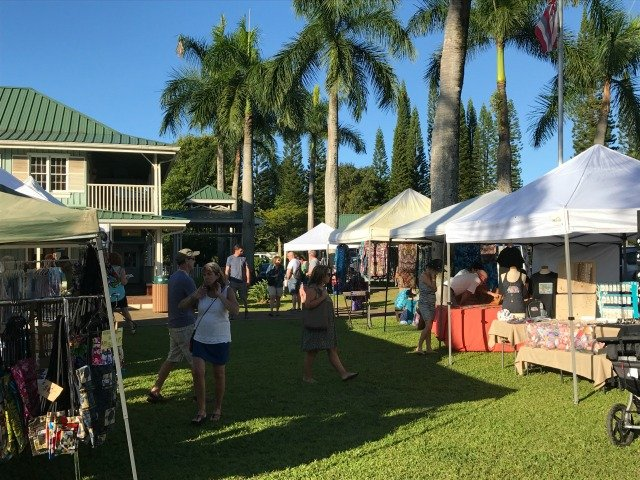 Princeville Night Market On The North Shore Of Kauai!