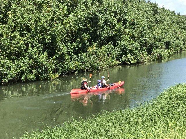 What To Do On Kauai – Kayak Hanalei Tours – Hanalei, Kauai