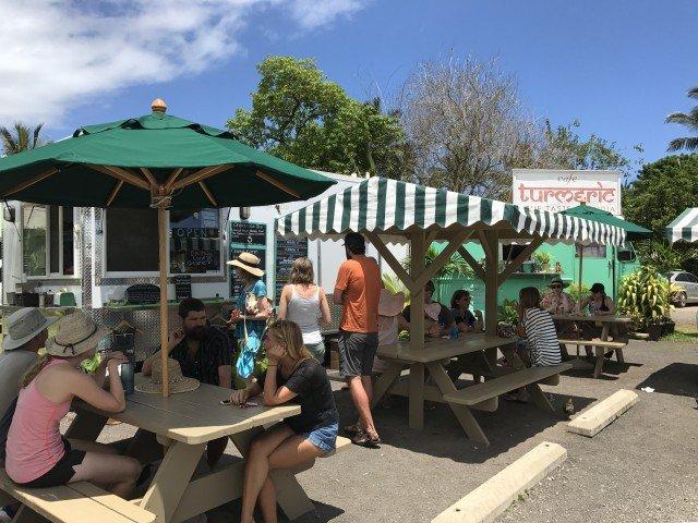 Where To Eat In Kauai – Food Trucks – Hanalei Town