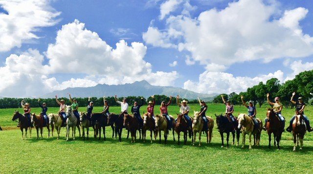 What To Do In Kauai – Horseback Riding – Princeville Ranch Adventures