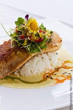 Hukilau Lani Restaurant - opah