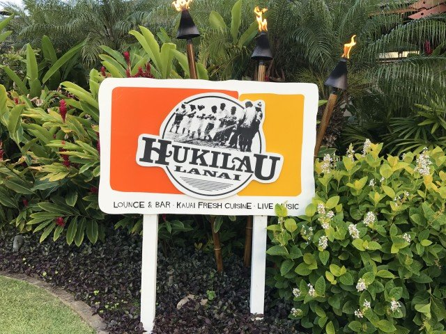 Where To Eat In Kauai – Hukilau Lanai – Kapaa, Kauai