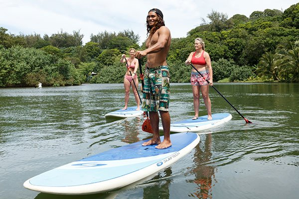 SUP Lessons - Hanalei