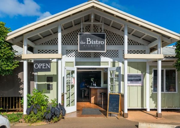 Where To Eat In Kauai – The Bistro – Kilauea