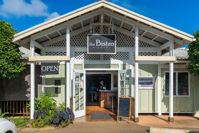 Where To Eat In Kauai – The Bistro – Kilauea