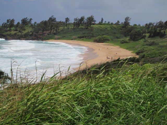 Kapa'a Coastal Path - Donkey Beach