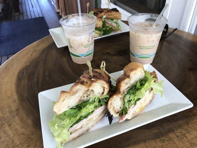 Hanalei Bread Company - Lunch - Kauai
