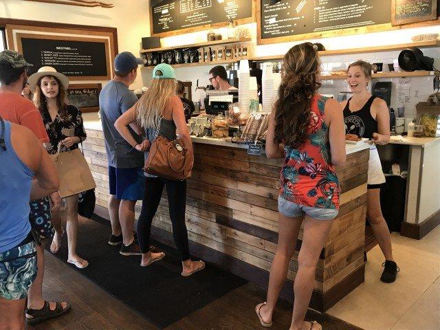 Hanalei Bread Company - Kauai