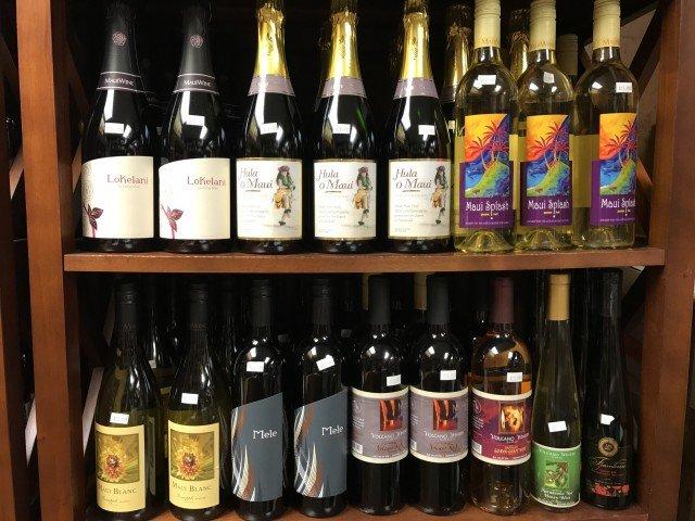Princeville Wine Market - Kauai - Hawaii