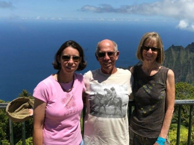Kalalau Valley Lookout - Kauai