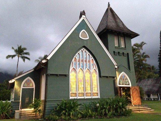 What To See In Kauai – Wai'oli Church – Hanalei, Kauai