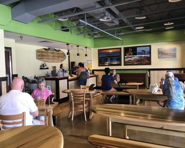 Where To Eat In Kauai – Coconut's Fish Cafe – Kapaa