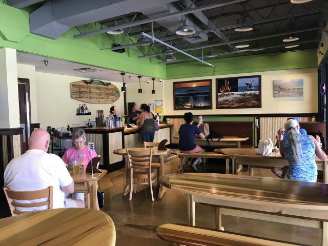 Where To Eat In Kauai – Coconut's Fish Cafe – Kapaa