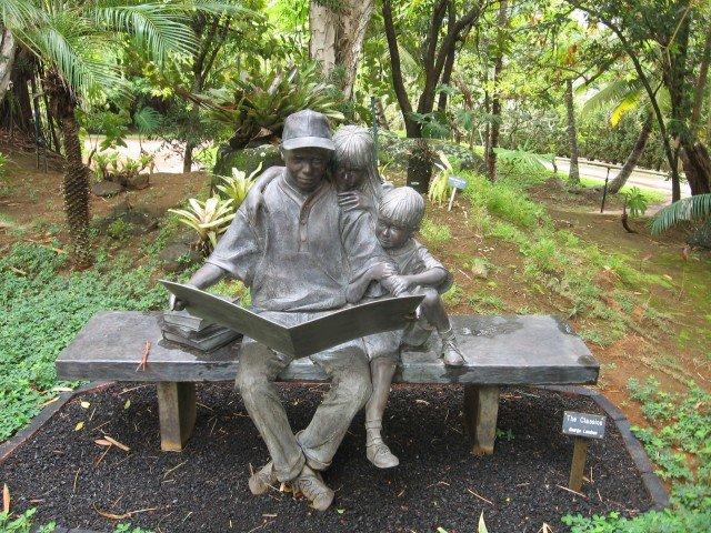 Na Aina Kai Gardens - Kauai