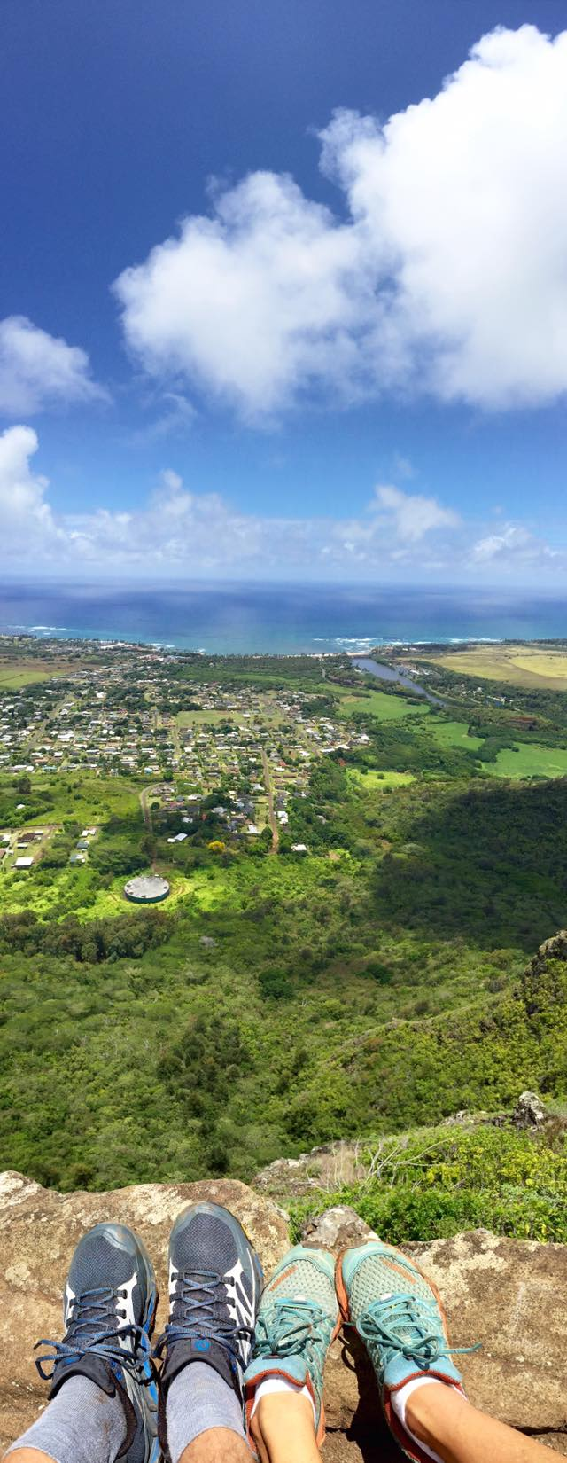 View to Hanalei