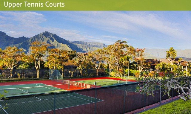 What To Do In Kauai – Play Tennis At Hanalei Bay Resort – Princeville