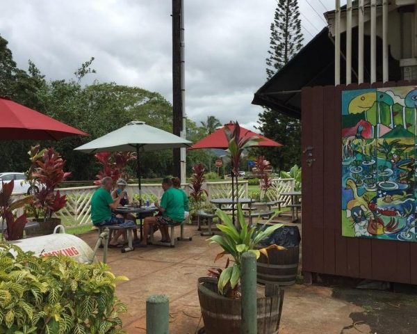 Pizza And Local Grindz – North Shore General Store – Princeville – Kauai – Hawaii