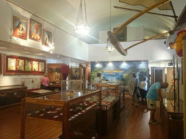 Kauai Museum - Kauai - Hawaii