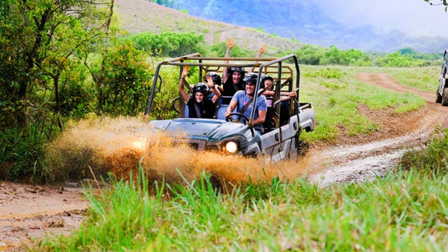 Off-Roading On Kauai, Hawaii – Princeville Ranch