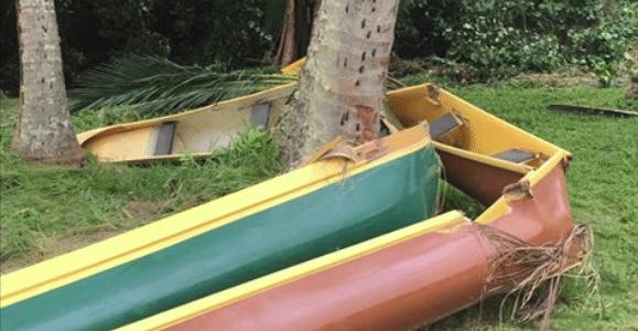 2018 Kauai Flood - Canoe Club