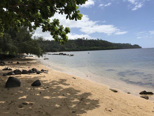 Anini Beach - Kauai - Hawaii