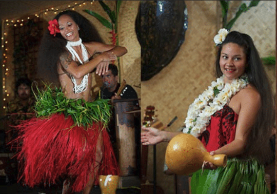 Tahiti Nui restaurant - Luau - Kauai