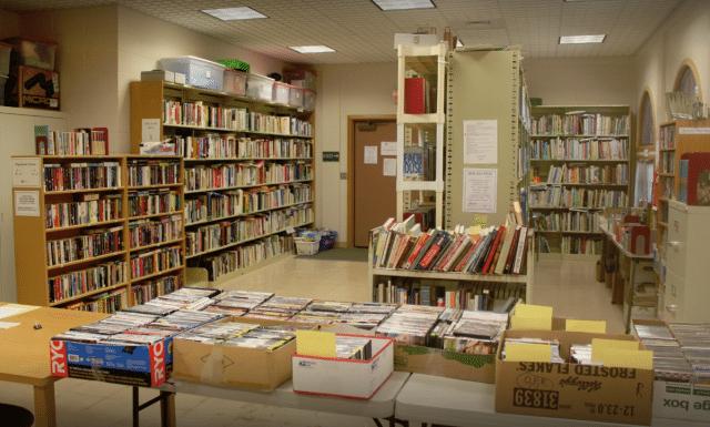 Princeville Library - Kauai, Hawaii