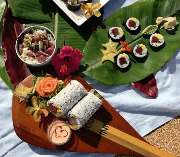 Sushi Girl – Fresh Sushi On The North Shore Of Kauai