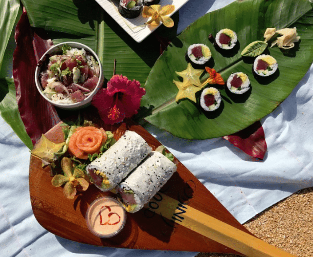 Sushi Girl – Fresh Sushi On The North Shore Of Kauai