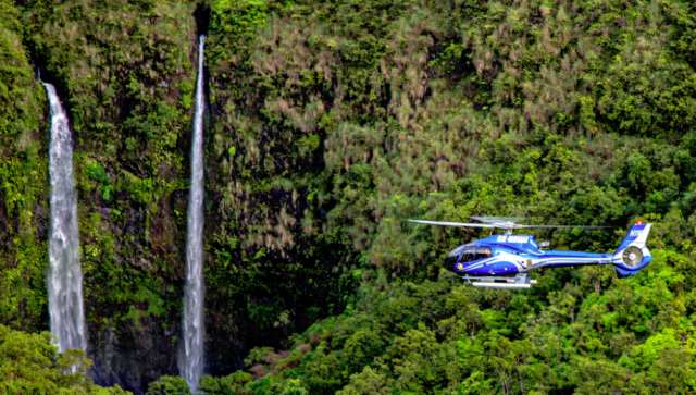 Best Kauai Helicopter Tour? Try Blue Hawaiian Helicopters
