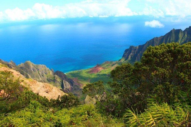 Kalalau Lookout - Kokee, Kauai