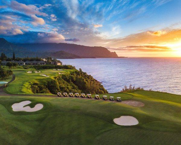 Makai Golf Course Events – Princeville – Kauai