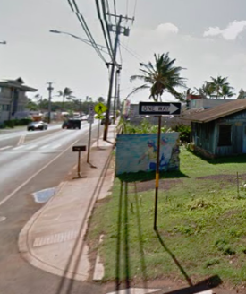 Kauai Traffic - Bypass Road