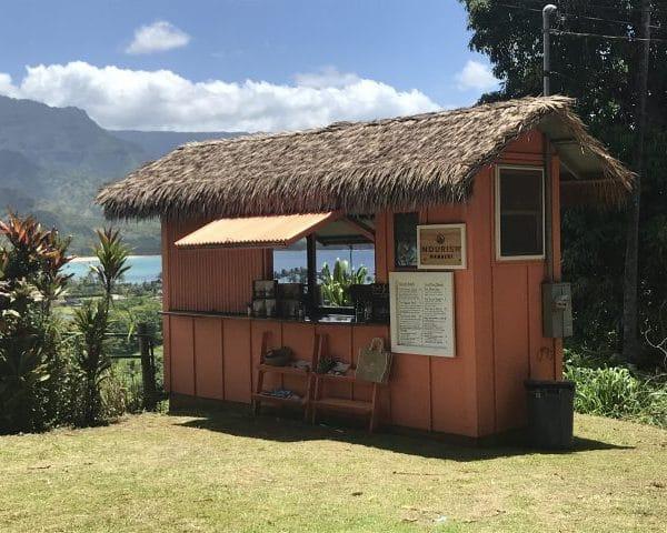Nourish Hanalei – Healthy Food With A View – Kauai, Hawaii