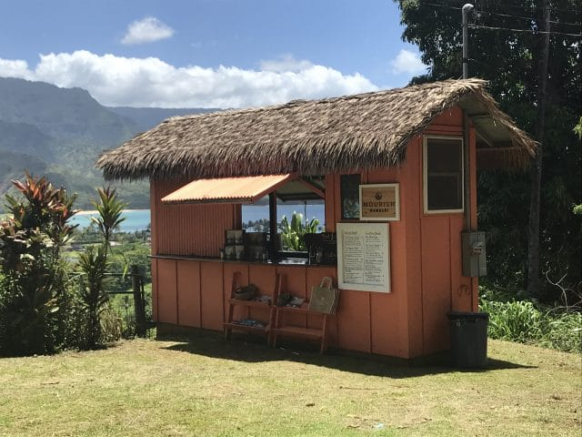 Nourish Hanalei – Healthy Food With A View – Kauai, Hawaii