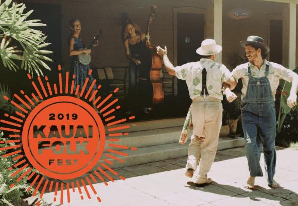 Kauai Folk Festival Is Coming In September! Live Music in Hawaii!