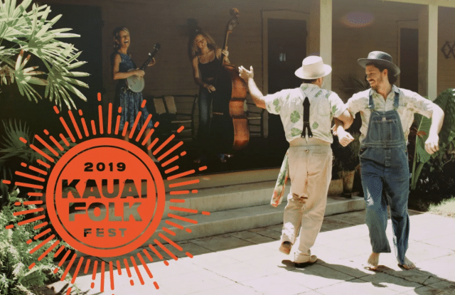 Kauai Folk Festival Is Coming In September! Live Music in Hawaii!