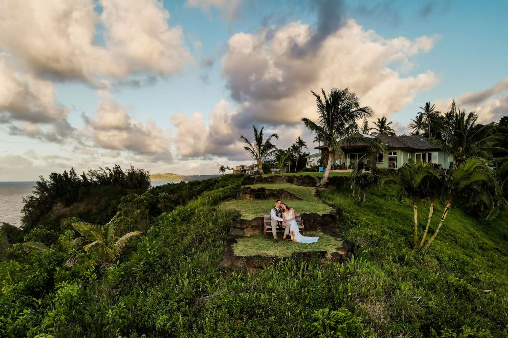 Honu Point Elopement