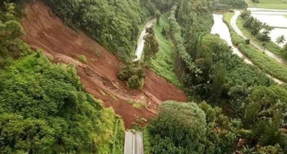 Hanalei Landslide